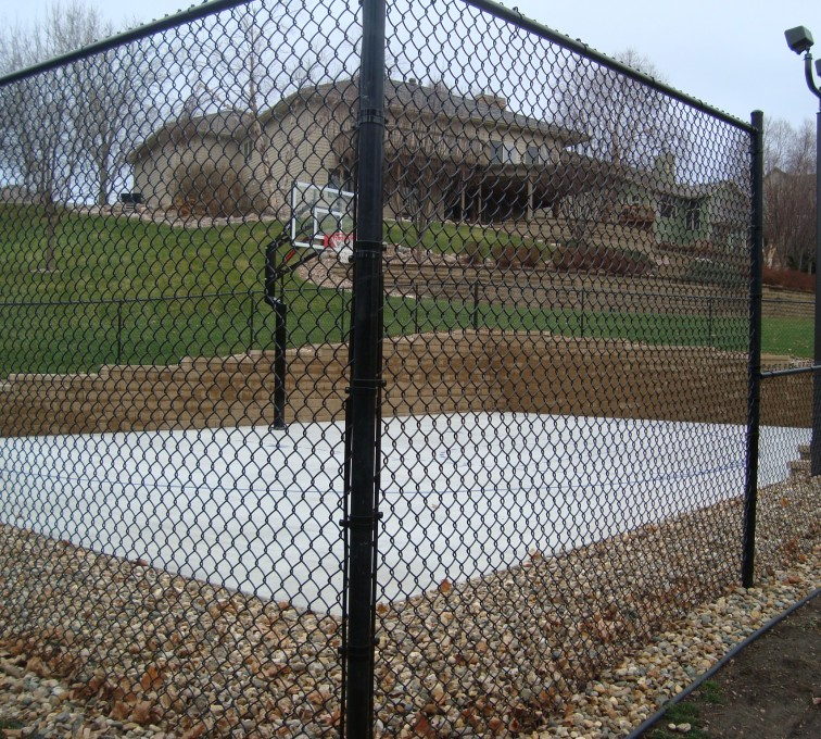 Sports Fencing Gallery American Fence Company Des Moines