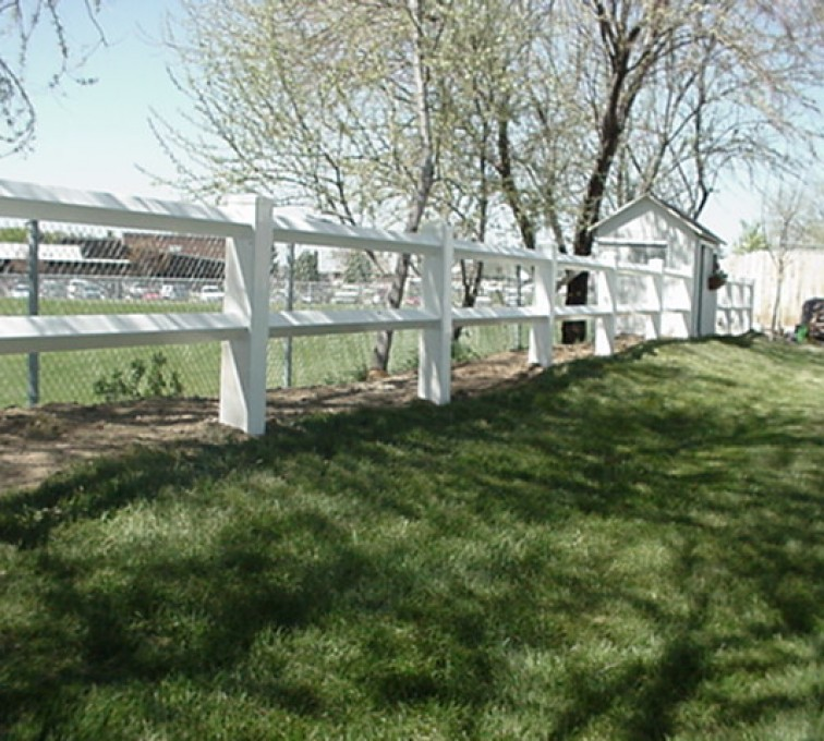 Ranch Rail American Fence Company Des Moines