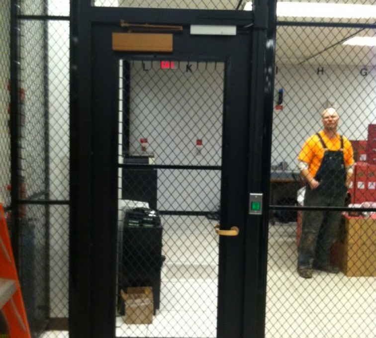 Des Moines Fence Company - Woven & Welded Wire Fencing, Wire Mesh Partitions - AFC - IA