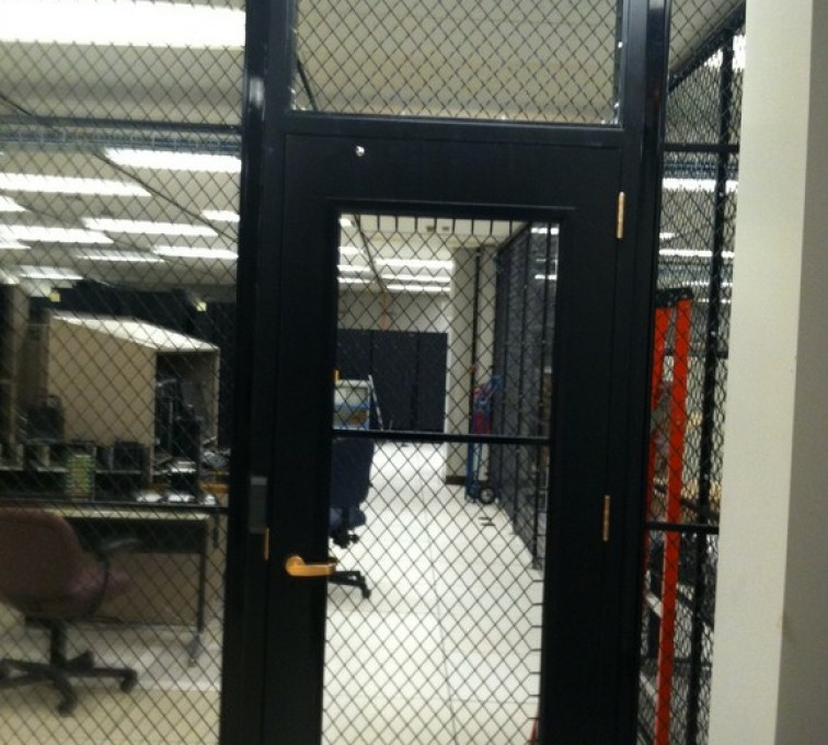 Des Moines Fence Company - Woven & Welded Wire Fencing, Wire Mesh Partitions 3 - AFC - IA