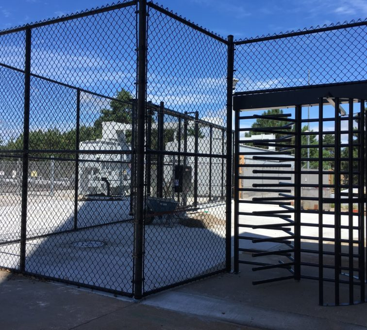 Automated Gates Gallery American Fence Company Des Moines